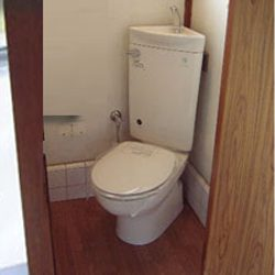 トイレ施工_after